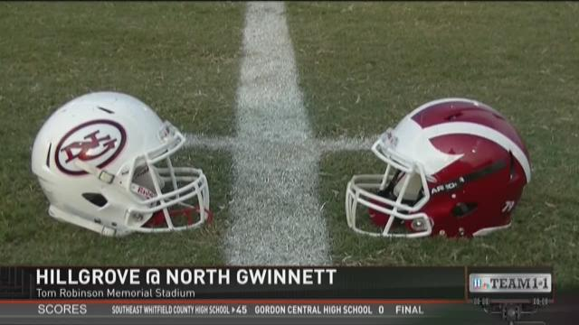 #Team11 - Week 3 - Hillgrove at North Gwinnett