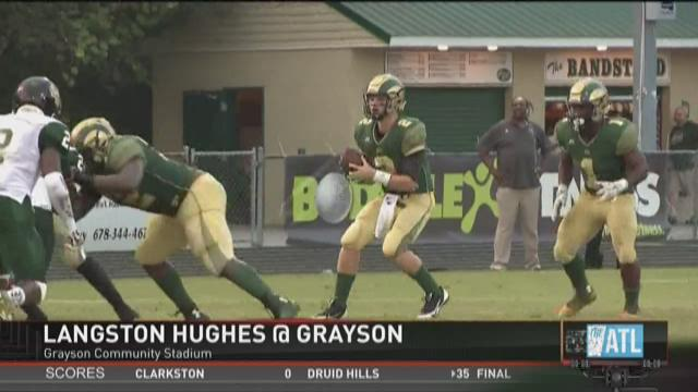 #Team11 - Week 3 - Langston Hughes at Grayson