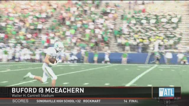 #Team11 - Week 3 - Superfan David Romero - Buford at McEachern
