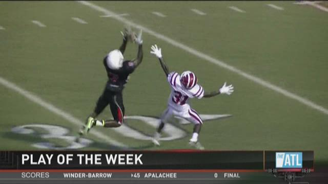 #Team11 - Week 3 - Play of the Week - North Gwinnett vs. Hillgrove