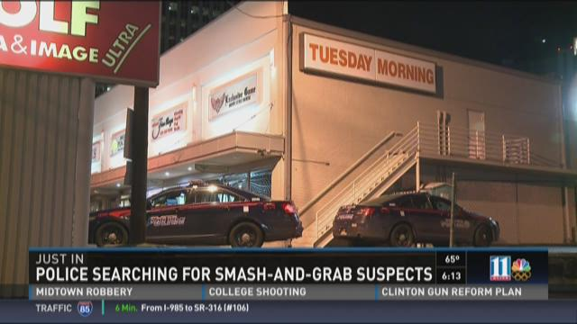 Multiple stores broken into around Atlanta