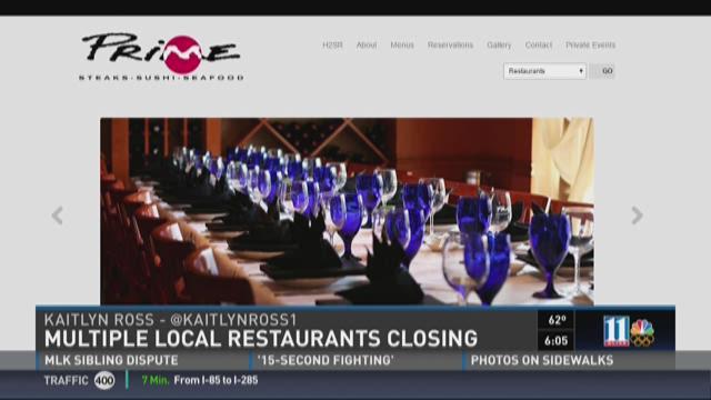 Here to Serve restaurants close