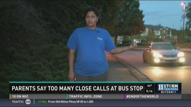 Commuter Dude: Bus stop blind spot worries neighbors