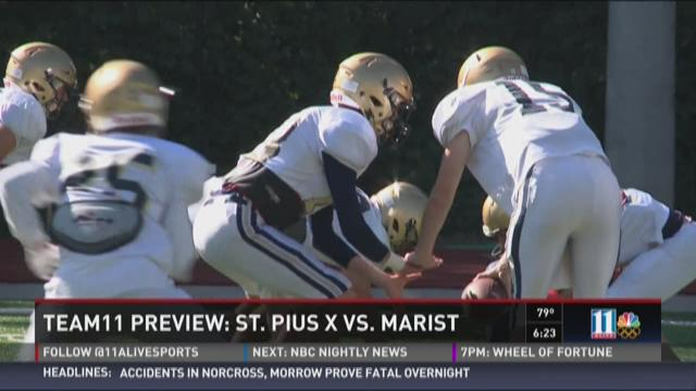 Team11 Preview: St. Pius vs. Marist