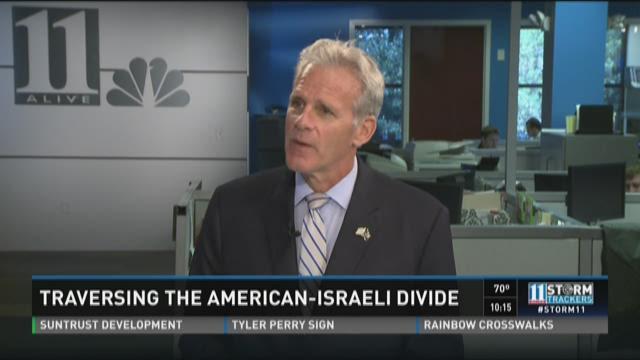 Traversing the American-Israeli divide