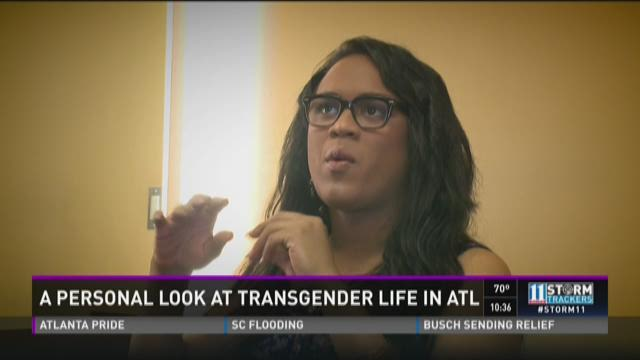 A personal look at transgender life in Atlanta
