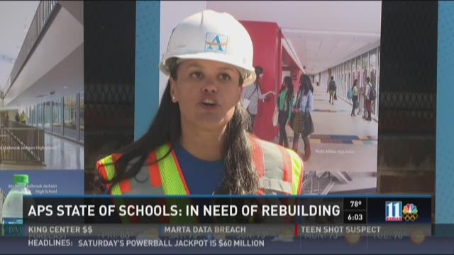 APS State of Schools: In need of rebuilding