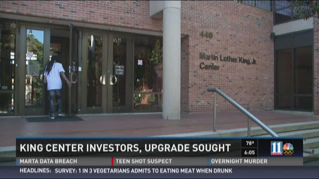 King Center investors, upgrade sought