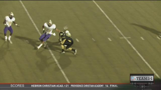 Team11: East Coweta at Langston Hughes