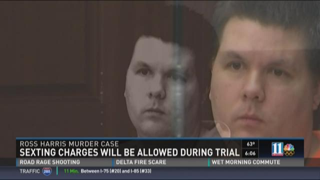 Sexting charges will be allowed during trial